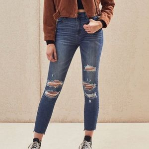 NWT PacSun: High rise ankle jegging